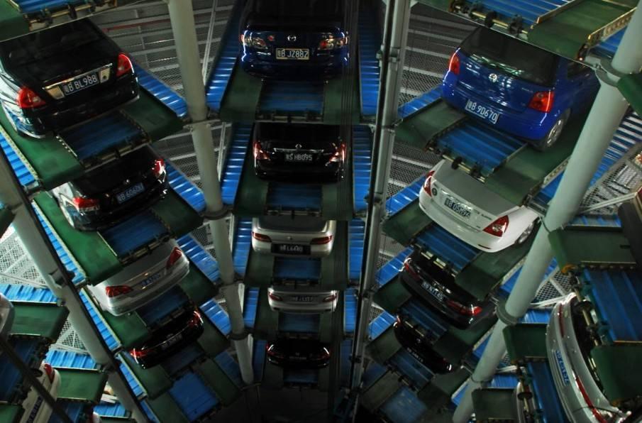 智能立体车库市场分析报告案例