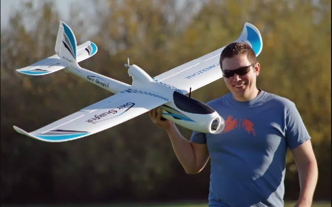 固定翼无人机